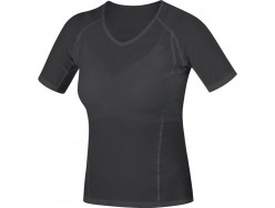 Sous maillot GORE BIKE WEAR Base Layer Lady Noir