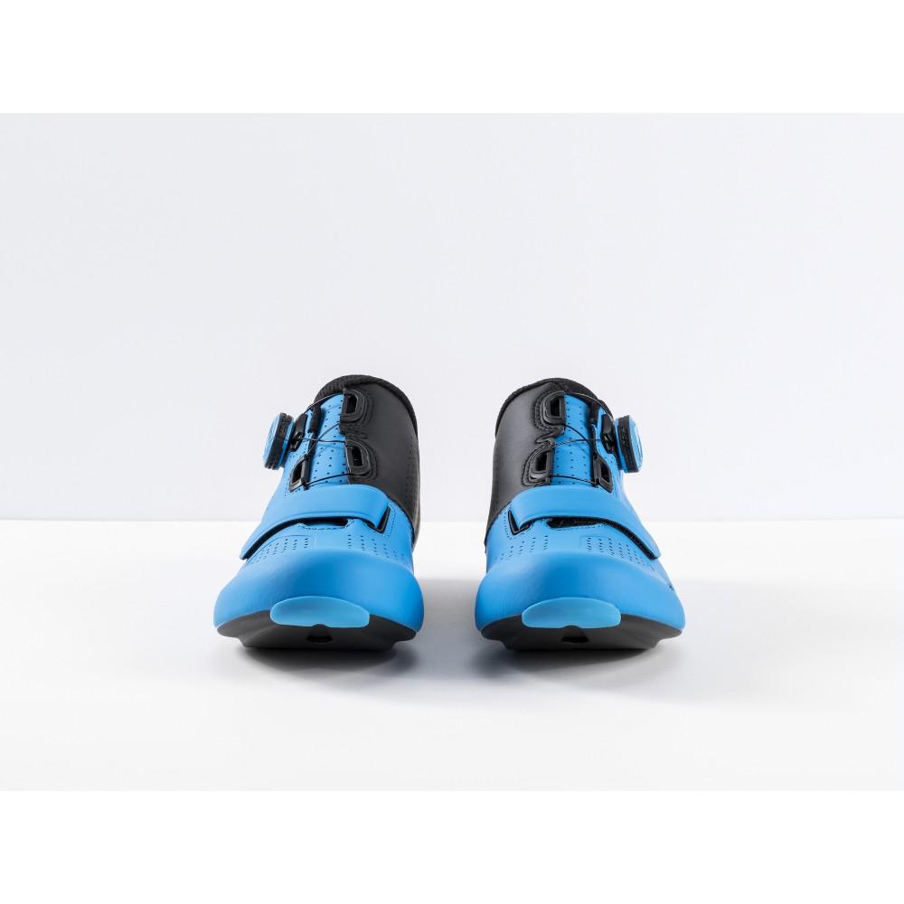 Chaussures BONTRAGER Velocis Bleu Route Wareega fgb76y