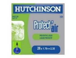 Chambre à air VTT HUTCHINSON Protect Air 26x1.7-2.35 Presta 0