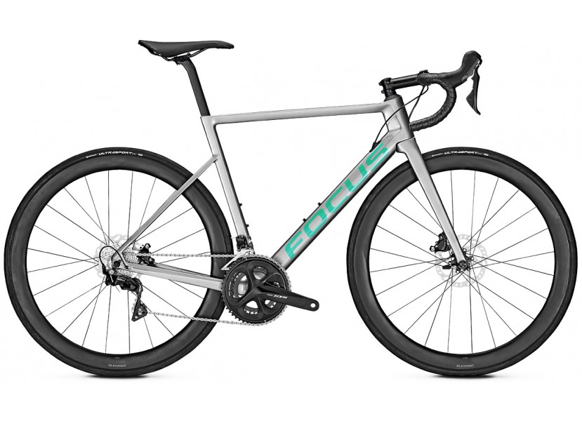 Vélo de course FOCUS Izalco Max Disc 8.7 Argent 2019