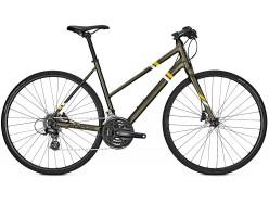 Vélo fitness FOCUS Arriba Altus Trapez Vert