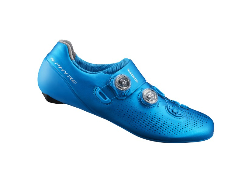 Chaussures Route SHIMANO S-Phyre SH-RC901 Bleu 0