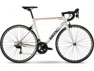 Vélo de course BMC Teammachine ALR01 One Blanc Noir Rouge