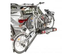 Porte vélo pour voiture MOTTEZ pour 2 vélos électriques 0