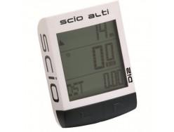 Compteur PRO Scio Alti ANT+ Blanc sans fil 0