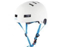 Casque BMX BLUEGRASS Blanc