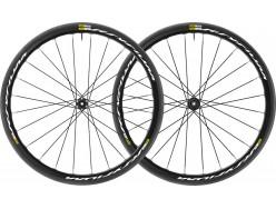 Paire de roues Route MAVIC Ksyrium Disc CenterLock M-25 12mm à pneu 2018
