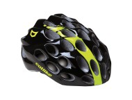 Casque CATLIKE Whisper Noir Jaune Brillant