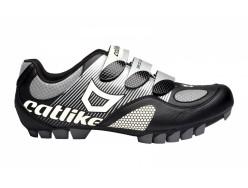 Chaussures VTT CATLIKE Drako VTT Noir Blanc 0