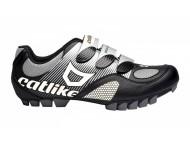 Chaussures VTT CATLIKE Drako VTT Noir Blanc