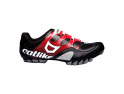 Chaussures VTT CATLIKE Drako VTT Noir Rouge 0