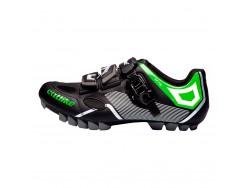 Chaussures VTT CATLIKE Sirius VTT Noir Vert 0