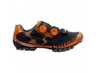 Chaussures VTT CATLIKE Whisper VTT Noir Orange