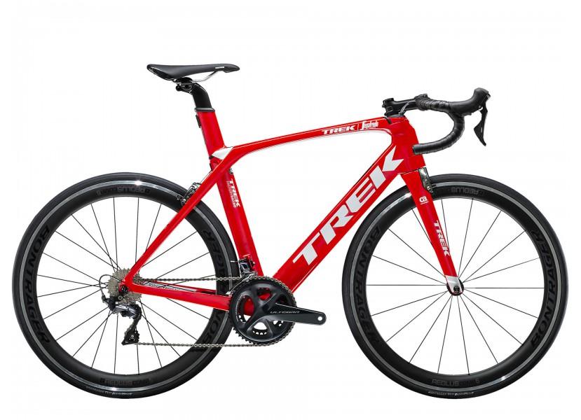 Vélo de course TREK Madone SL 6 Rouge Blanc