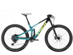 VTT TREK Top Fuel 9.8 GX Noir Bleu Jaune 2020