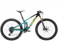 VTT TREK Top Fuel 9.9 XX1 Noir Bleu Jaune