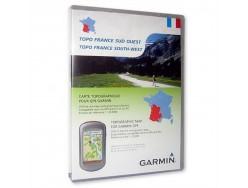 Cartographie GARMIN Sud-ouest