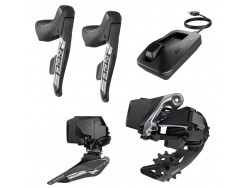 Groupe complet Route SRAM Red eTap AXS 2x12v D1 2019