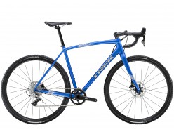 Vélo de cyclocross TREK Crockett 5 Disc Bleu