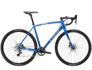 Vélo de cyclocross TREK Crockett 5 Disc Bleu