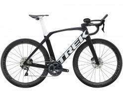 Vélo de course TREK Madone SLR 6 Disc Speed Noir Blanc