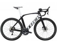 Vélo de course TREK Madone SLR 6 Disc Speed Noir Blanc