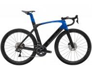 Vélo de course TREK Madone SL 7 Disc Noir Bleu
