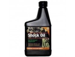 Huile de fourche FINISH LINE Shock Oil 15wt 475ml