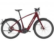 VTC électrique TREK Allant+ 8S Rouge