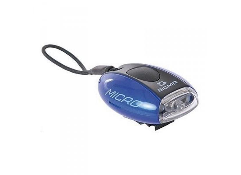 Eclairage SIGMA Led Micro Bleu