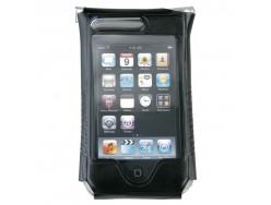 Housse de téléphone et GPS TOPEAK Drybag Noire pour Iphone 4 & 4S