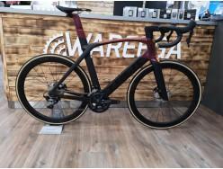 Vélo de course TREK Madone Slr 6 Disc 58 Sunburst