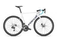 Vélo de course FOCUS Izalco Max Disc 8.9 Blanc