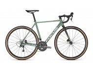 Vélo de cyclocross FOCUS Mares 6.8 Vert