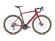 Vélo de course FOCUS Paralane 9.8 Rouge