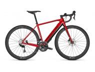 Vélo de route électrique Route FOCUS Paralane2 6.8 Rouge