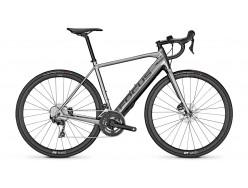 Vélo de route électrique Route FOCUS Paralane2 6.9 Argent