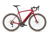 Vélo de route électrique Route FOCUS Paralane2 9.6 Rouge