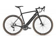 Vélo de route électrique Route FOCUS Paralane2 9.7 Noir Anthracite
