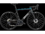 Vélo de course BMC Teammachine SLR02 Disc Three Ultegra Carbon Bleu