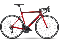 Vélo de course BMC Teammachine SLR02 Two Ultegra Rouge Carbon