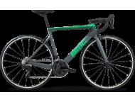 Vélo de course BMC Teammachine SLR02 Three 105 Gris Vert