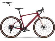 Vélo de cyclocross BMC UnReStricted Four Apex 1 Rouge