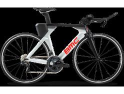 Vélo de contre la montre BMC Timemachine 02 One Ultegra Di2 Argent