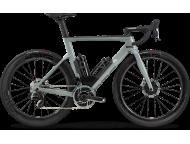 Vélo de course BMC Timemachine 01 Road One Red AXS HRD Gris