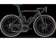 Vélo de course BMC Timemachine 01 Road Two Dura Ace Di2 Bleu Rouge