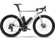 Vélo de course BMC Timemachine 01 Road Three Force AXS HRD Argent