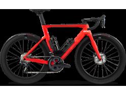 Vélo de course BMC Timemachine 01 Road Four Ultegra Di2 Rouge
