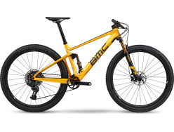VTT BMC Fourstroke 01 One XX1 Eagle AXS Or pailleté