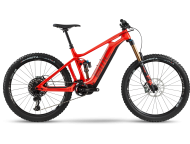 VTT électrique BMC Trailfox AMP SX One GX Eagle mix Rouge